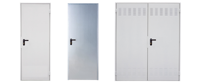 Andreu puertas gilmo for Puertas de interior metalicas