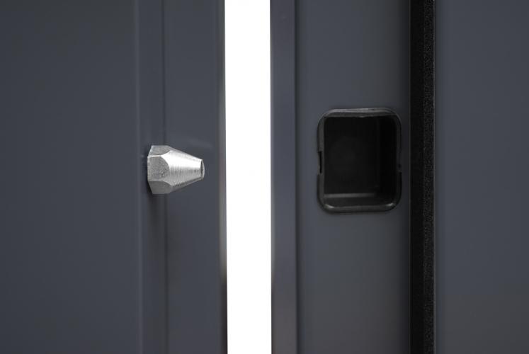 Puertas de oficina puertas gilmo - Distribuidores kommerling ...