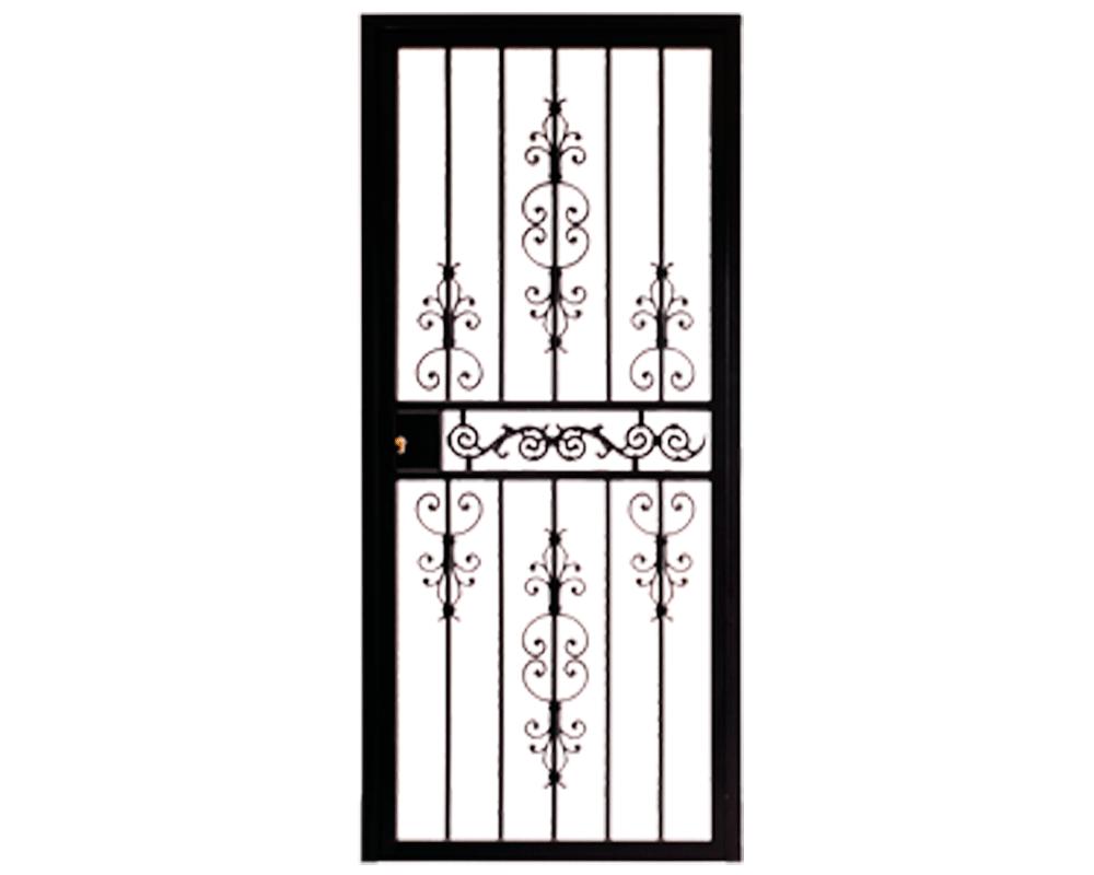 Puertas de hierro puertas gilmo - Distribuidores kommerling ...