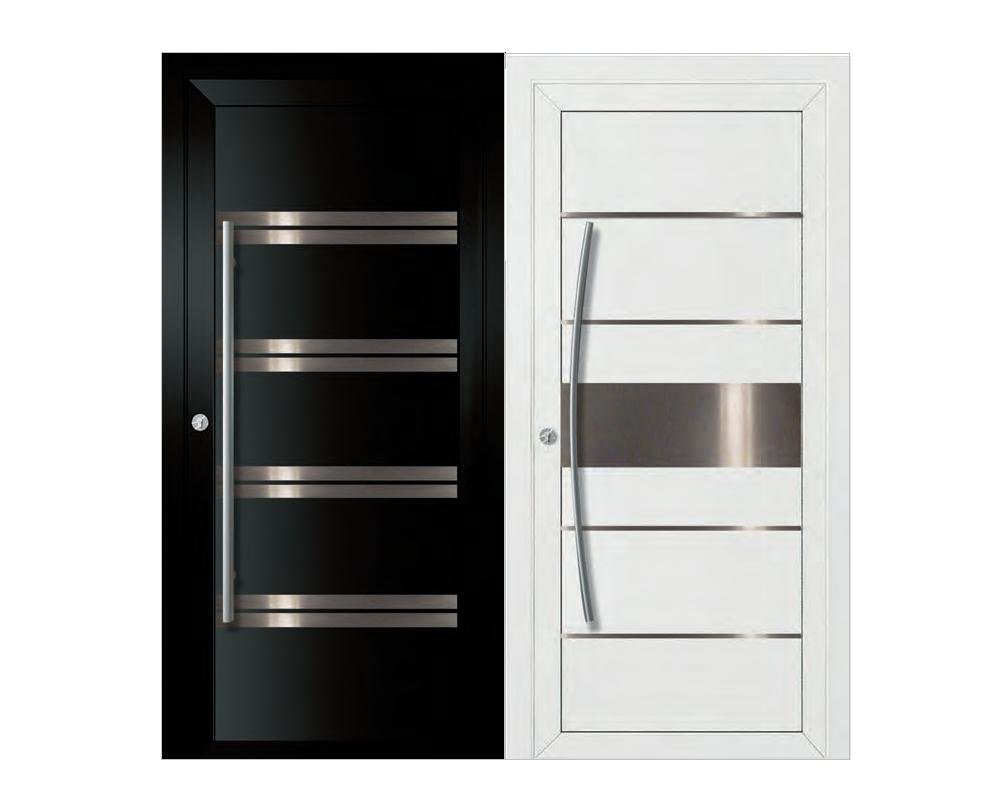 Cortinas de cristal puertas gilmo for Puertas de entrada de metal