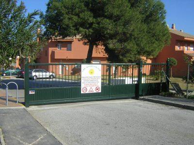 Puerta automática